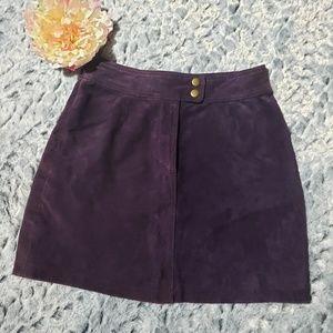 Wilson Leather Maxima skirt F